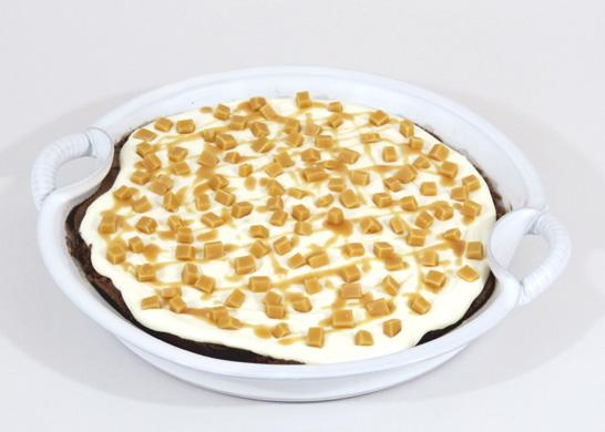 Lumpy Bumpy Cheesecake